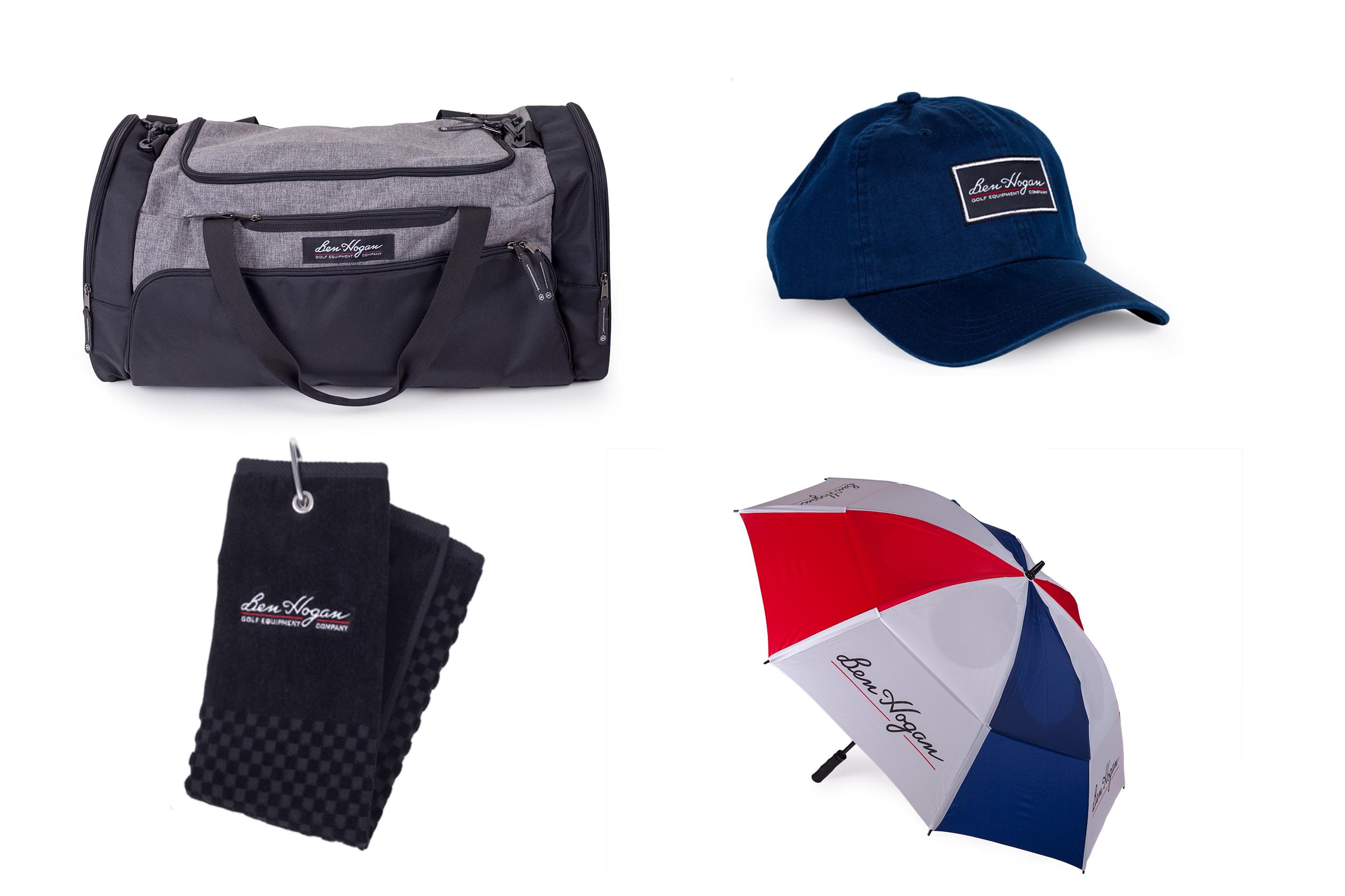 Ben Hogan Golf Equipment launch accessories for 2018