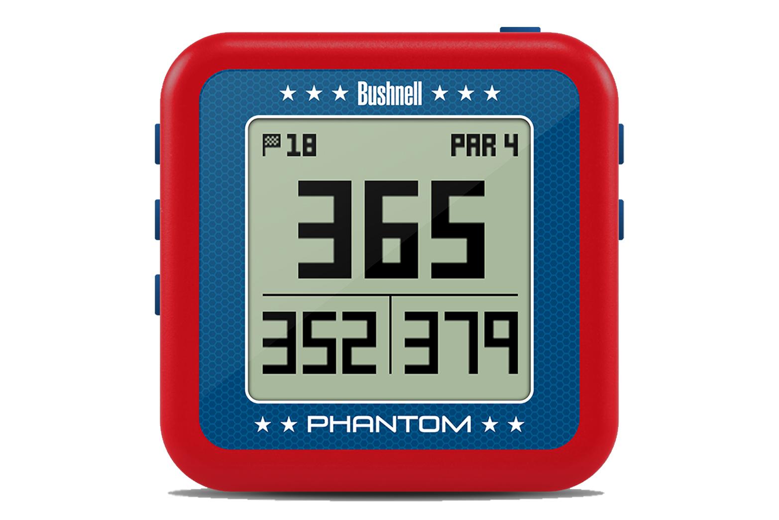 Bushnell launch new Phantom GPS rangefinder