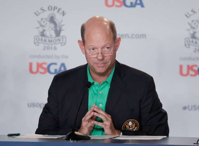 USGA on 'rollback': no decisions made