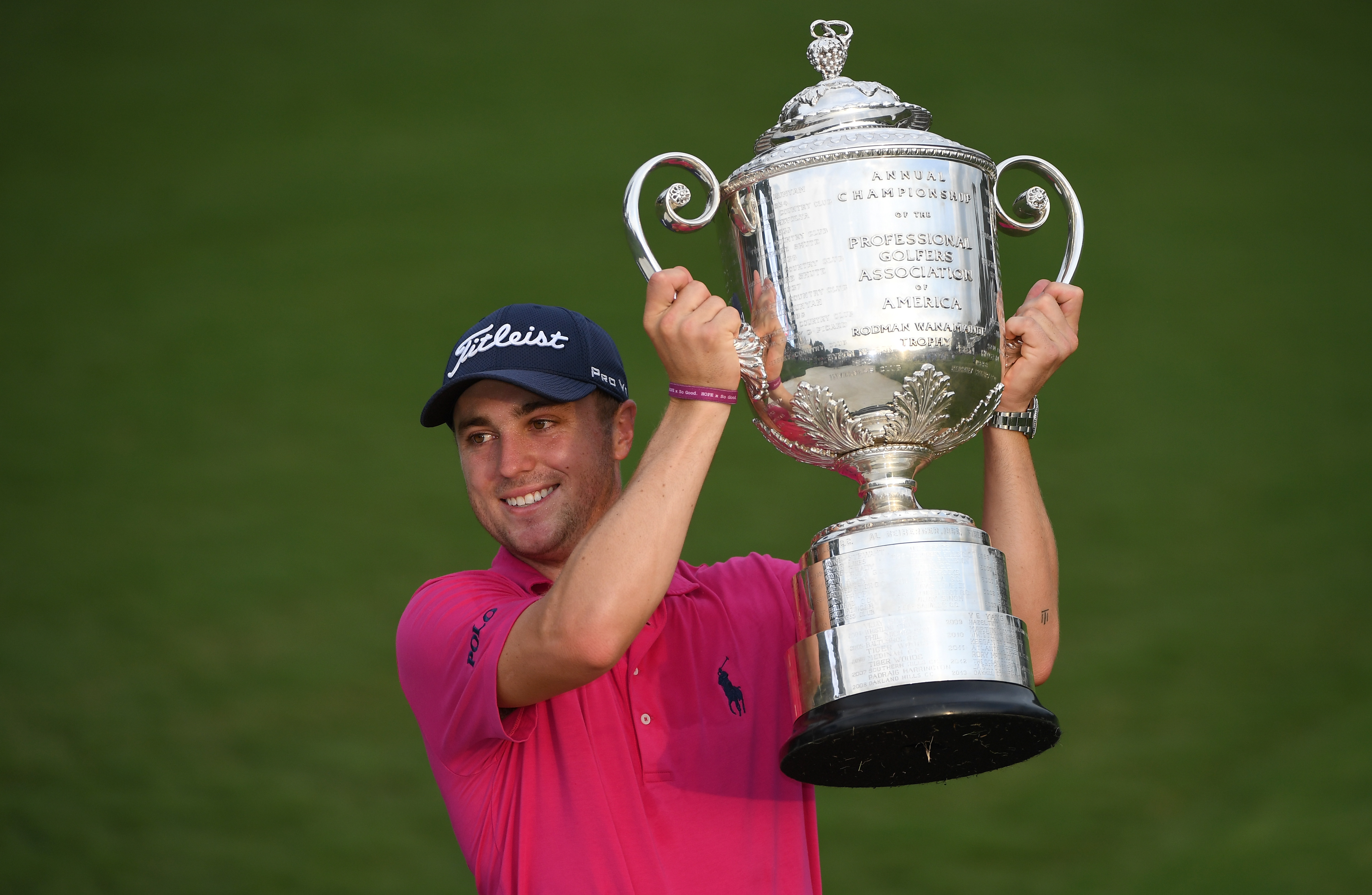Open will be last major of the year from 2019 as US PGA gets new date