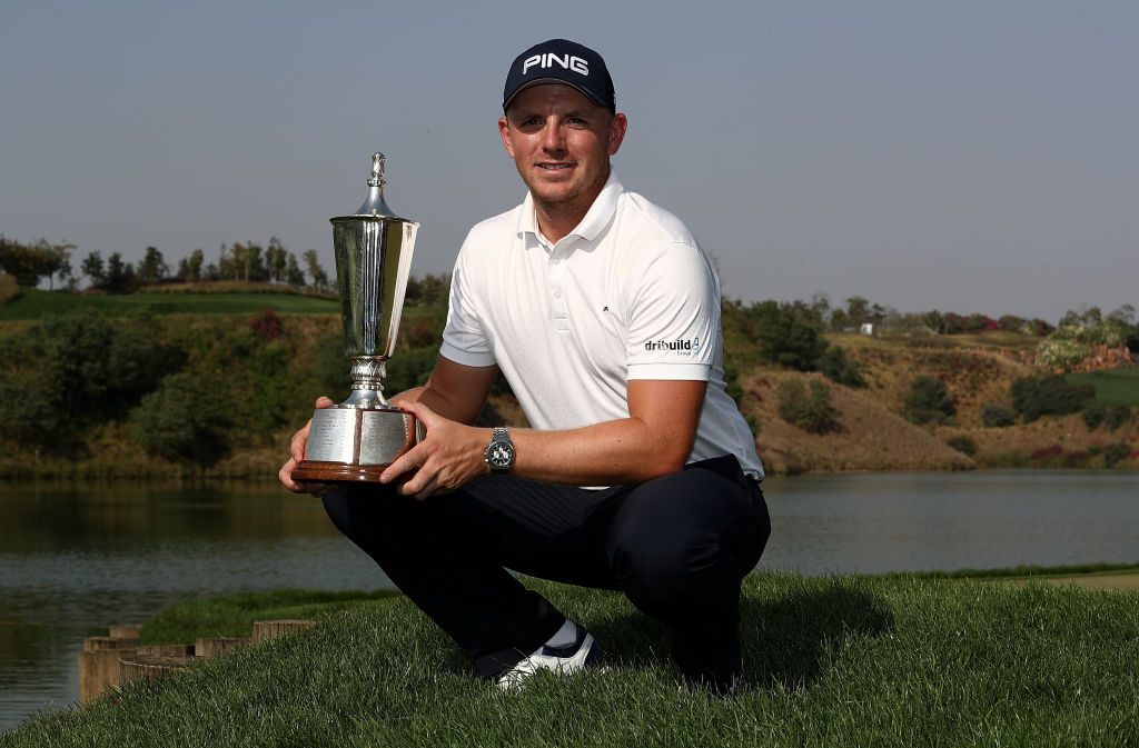 Matt Wallace lands Indian Open: in the bag