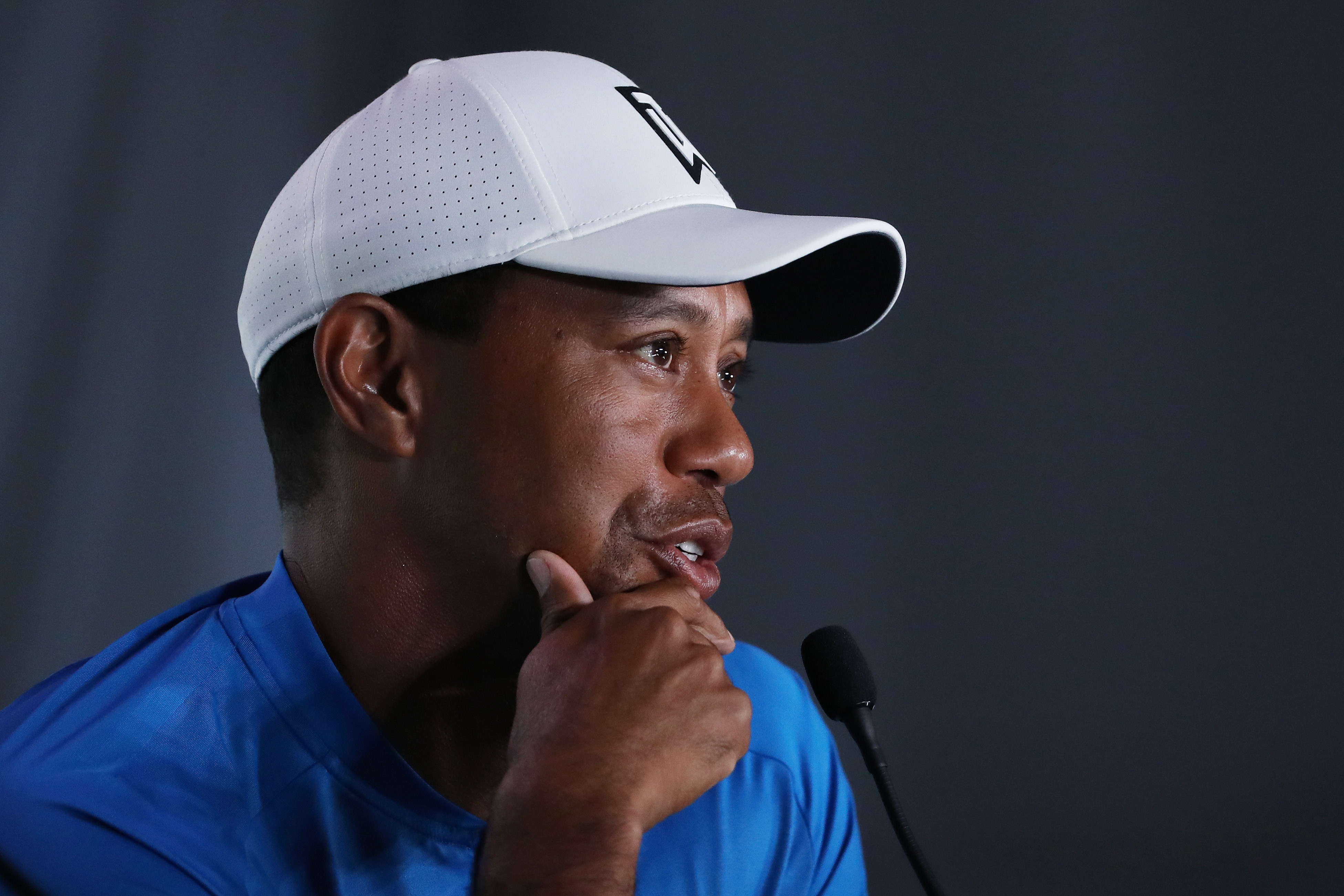 Woods says players may miss US Open tee times because of 'borderline disaster' traffic