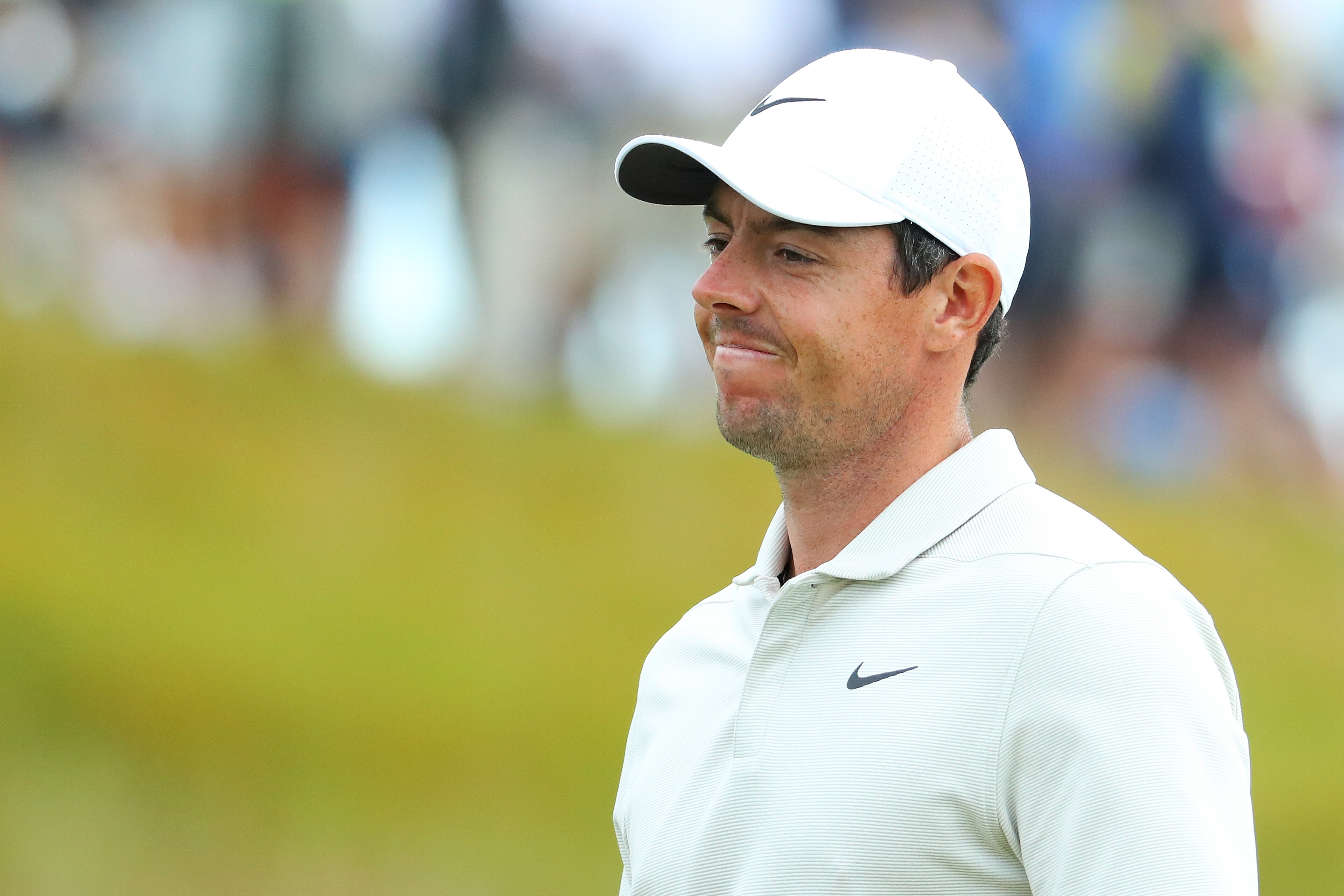 McIlroy needs a new attitude, says McGinley
