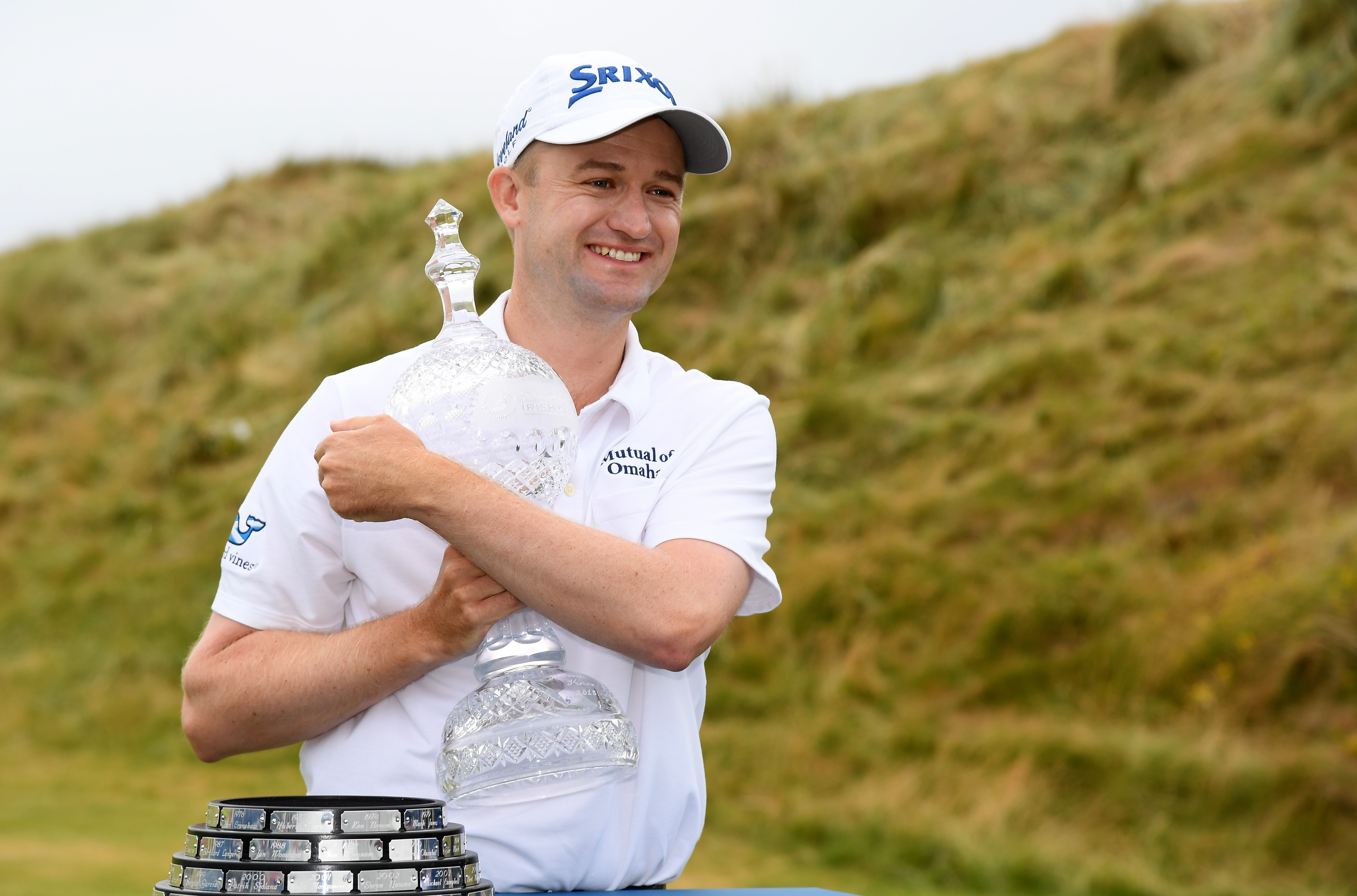 Russell Knox: in the bag