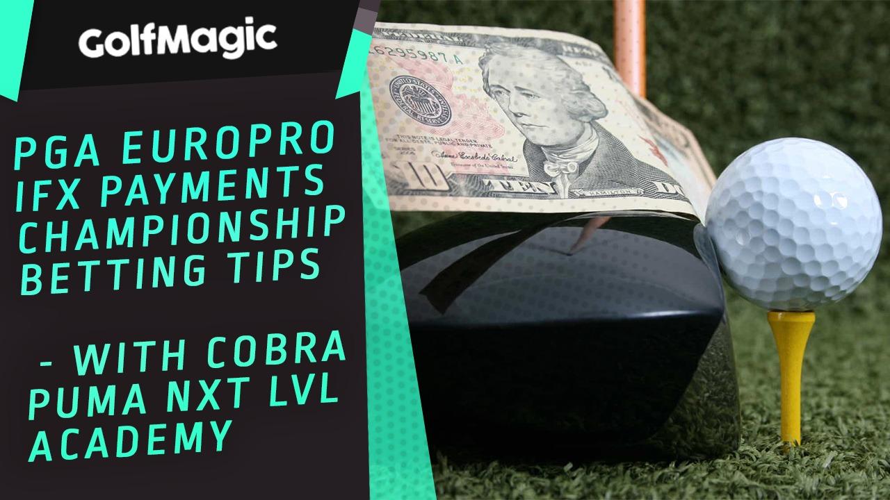 Europro tour golf betting tips inter vs sassuolo betting expert soccer