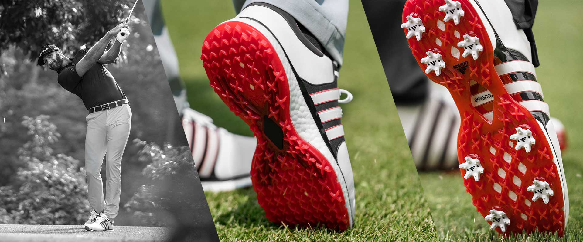 most popular hot product new york adidas Golf Tour 360 XT and Tour 360 XT spikeless shoes ...