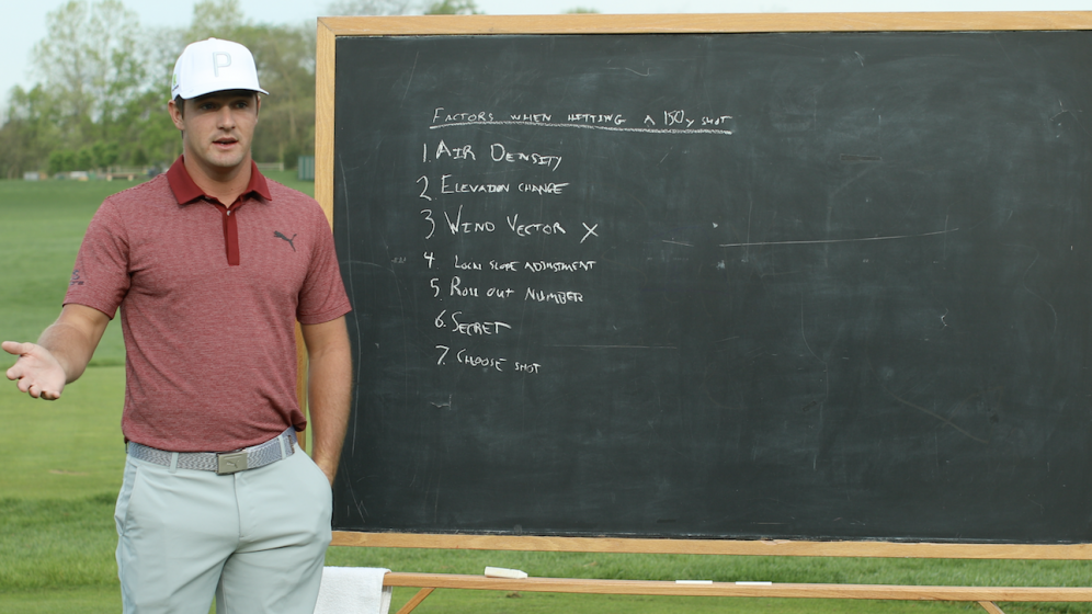 Bryson DeChambeau: The 7 things I think about before every shot ...