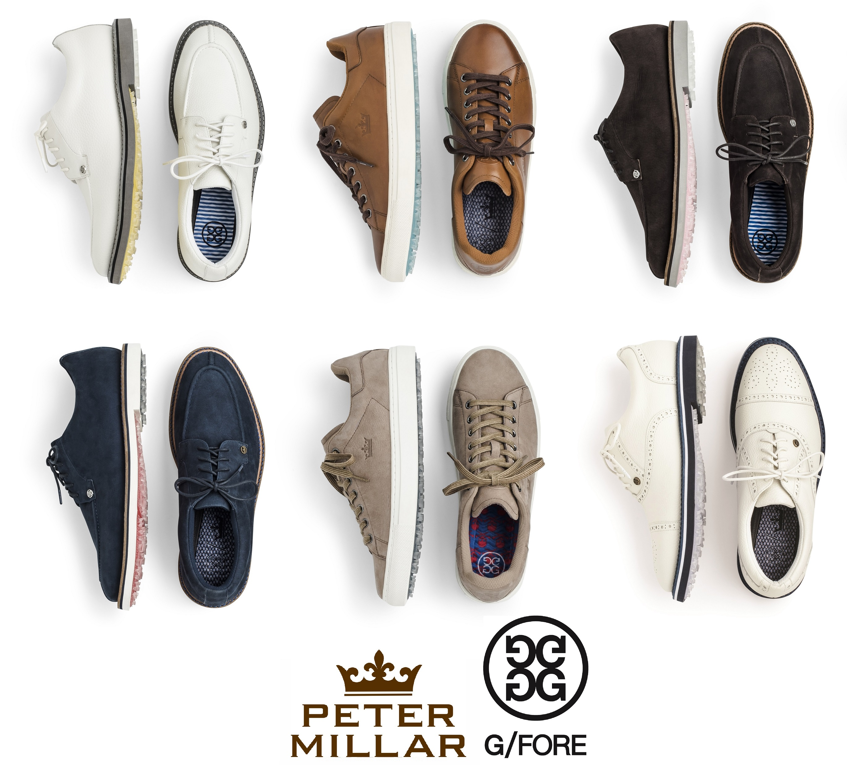G/Fore and Peter Millar collaborate on