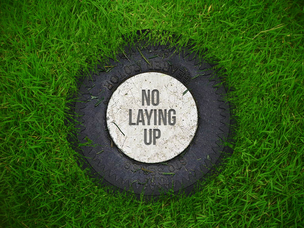 No Laying Up Interview: 'entertain and inform - that's the motto'