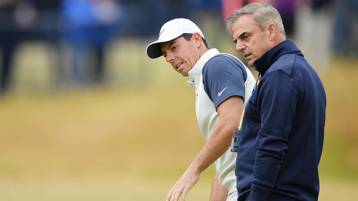 "McGinley finds it ""extraordinary"" McIlroy is giving up European Tour"