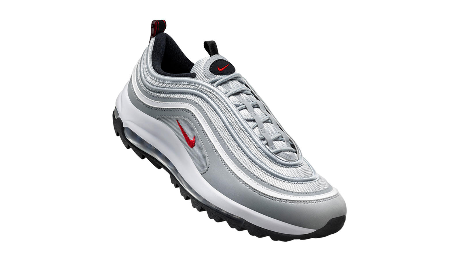 Nike Air Max 97 G golf shoe - FIRST LOOK!