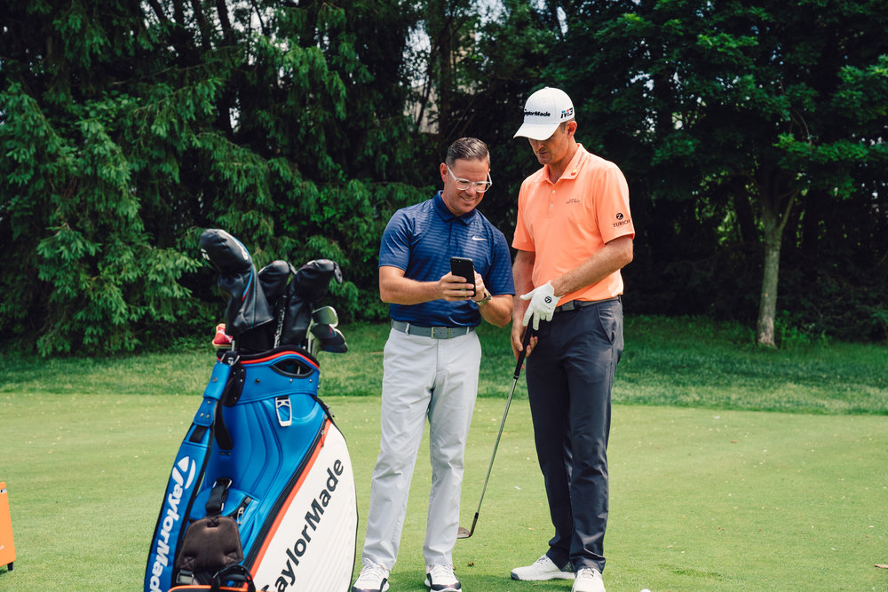 919ec62ac4 Tiger s former swing coach Sean Foley joins TaylorMade