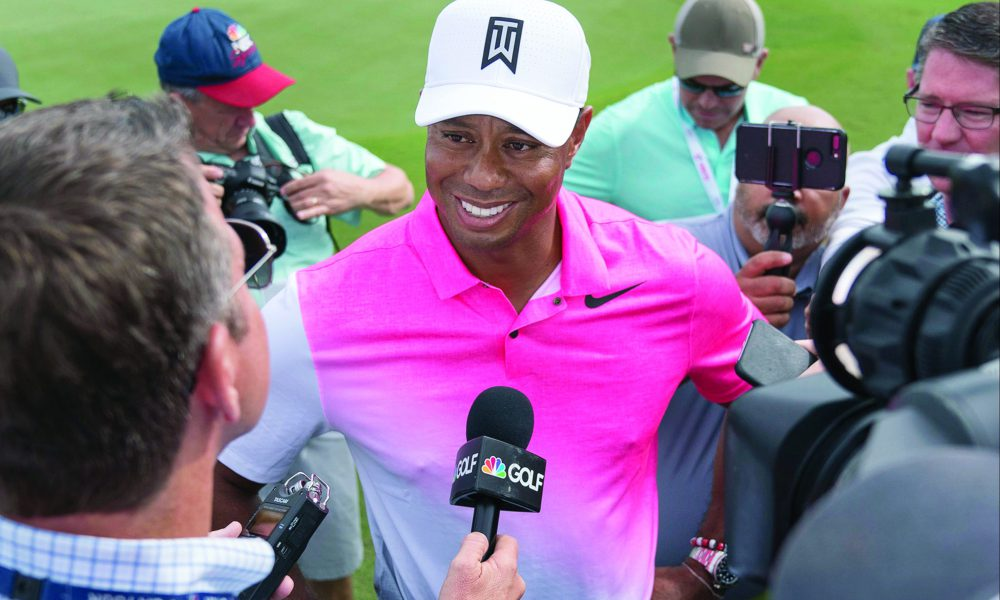 Tiger, Dustin, Rory, Brooks, Jordan - grading the game's greats in the 2018 majors