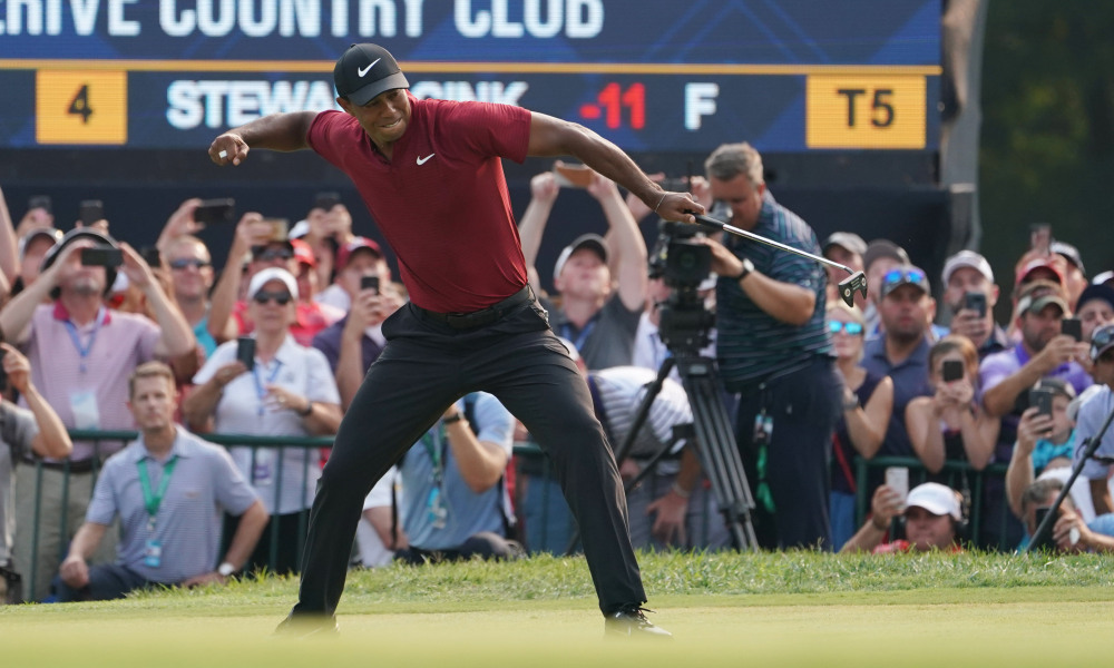 Tiger Effect: CBS reveals giant TV audience spike following US PGA