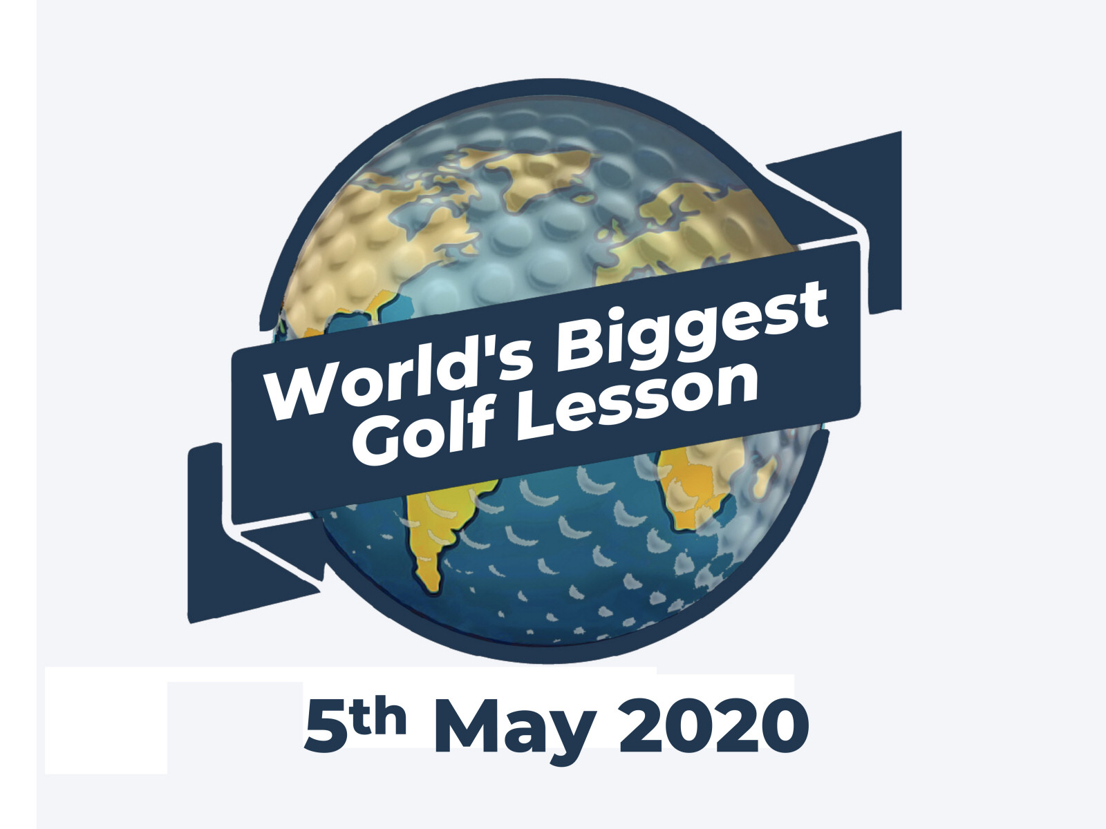 World's biggest golf lesson will take place on May 5