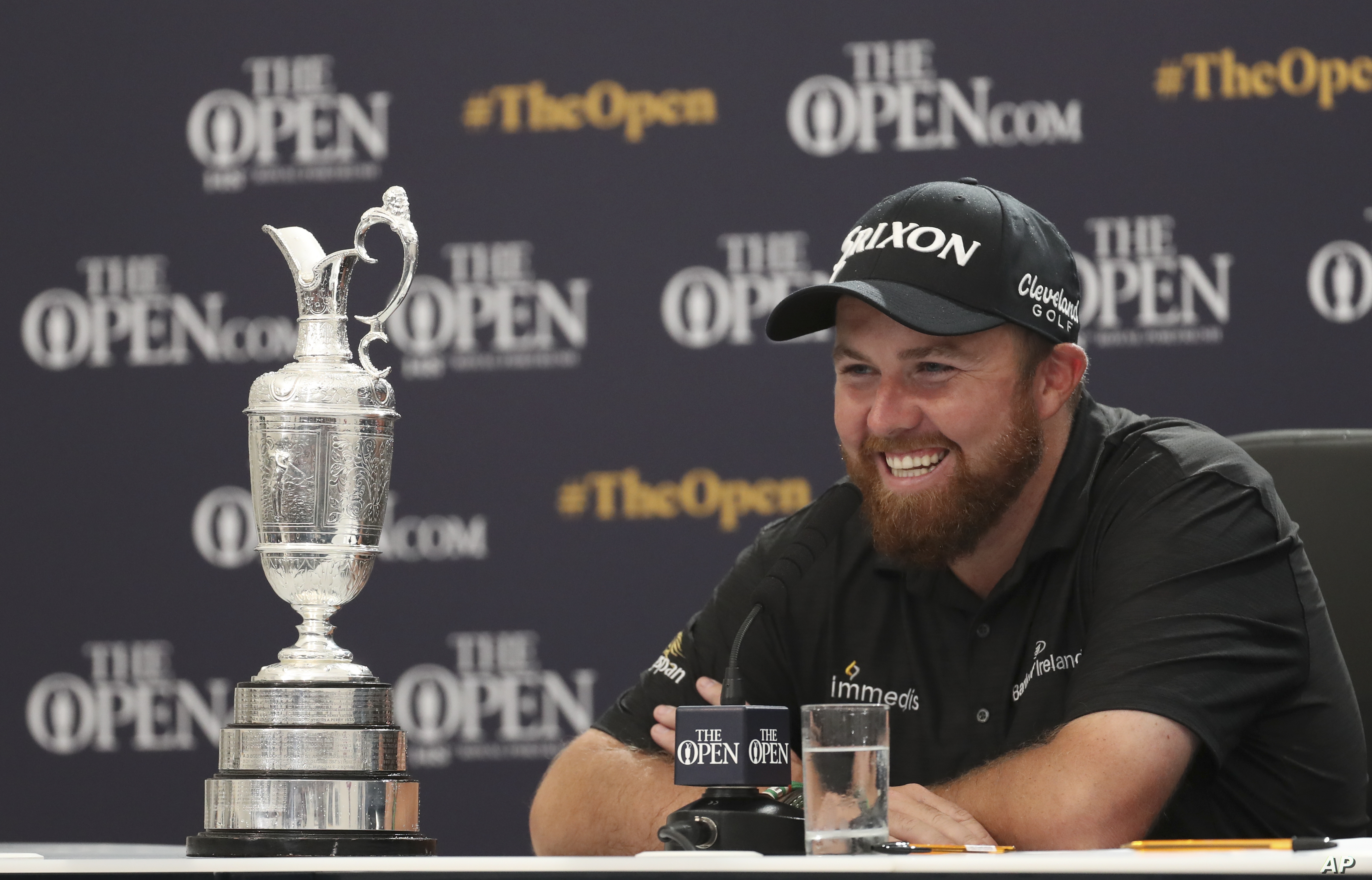 Shane Lowry signs multi-year extension with Srixon / Cleveland Golf