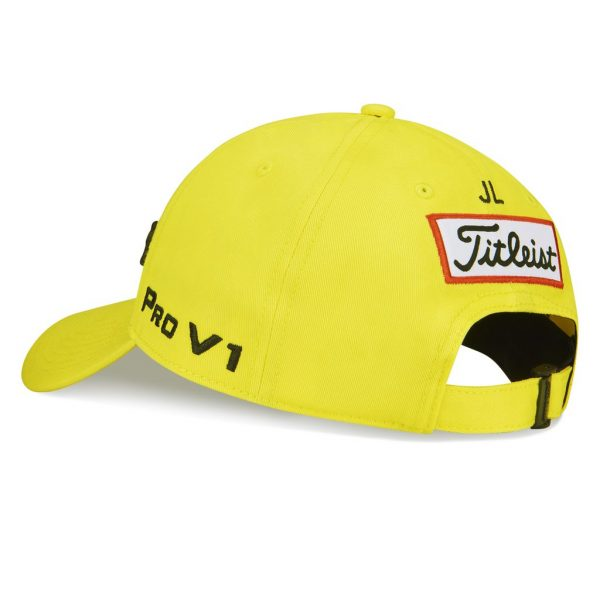 ad37f798b24 Fellow PGA Tour players sported Lyle s signature yellow caps at last week s  Wyndham Championship in honour of their fallen friend.