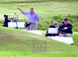 George W. Bush - the golfing President