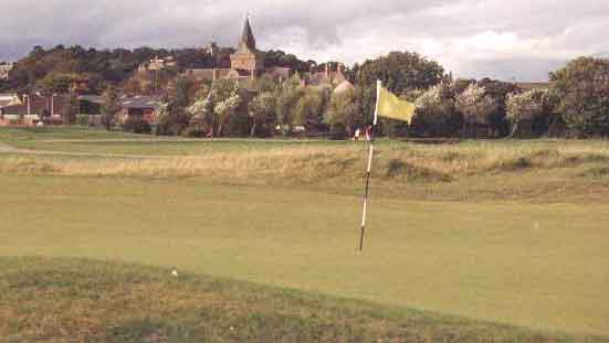 Dornoch...golf...not weddings