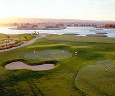 El Gouna resort in Egypt