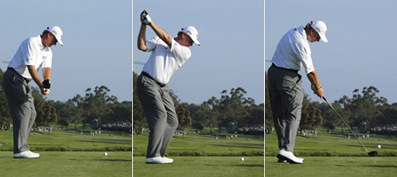 Golf tip: Count 'one-AND-two' for good timing