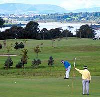 Three-course golf pass to Ireland