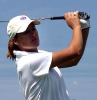 Tale of three women golfers