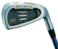 Honma PF and Twin Marks AP-301 irons