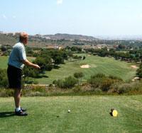 La Manga: My first golfing holiday