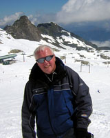 Austria: Golf and ski-ing on the same day