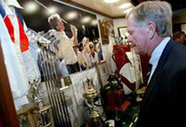 Museum - a tribute to Nicklaus