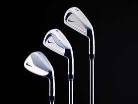 Nike to launch 3-in-1 irons