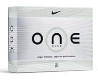 Nike One Platinum ball