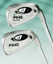 New Ping irons and wedges