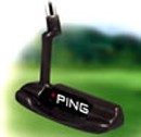 Ping's colour-coded putters
