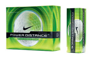 Nike Power Series balls