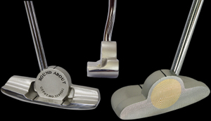 New golf products