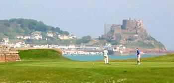 Jersey: An historic golfing island