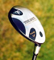 John Letters clubs on test