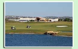 Golfing paradise in the Algarve