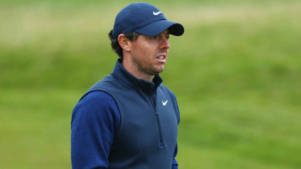"Golf fans label Rory McIlroy a ""bad loser"" after European Tour comment"
