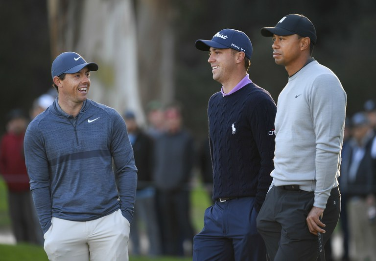 Tiger Woods and Rory McIlroy in same group at US PGA Championship