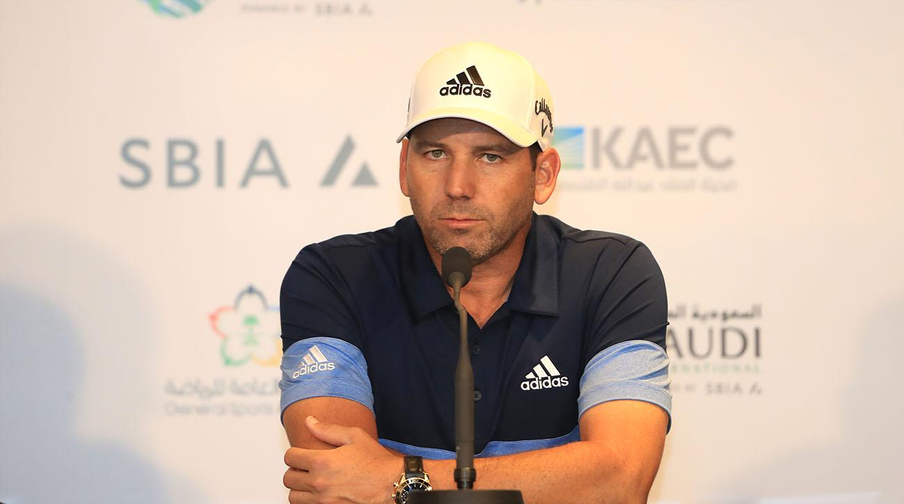 f89691032efde Sergio Garcia reveals REAL REASON he flipped at Saudi International ...