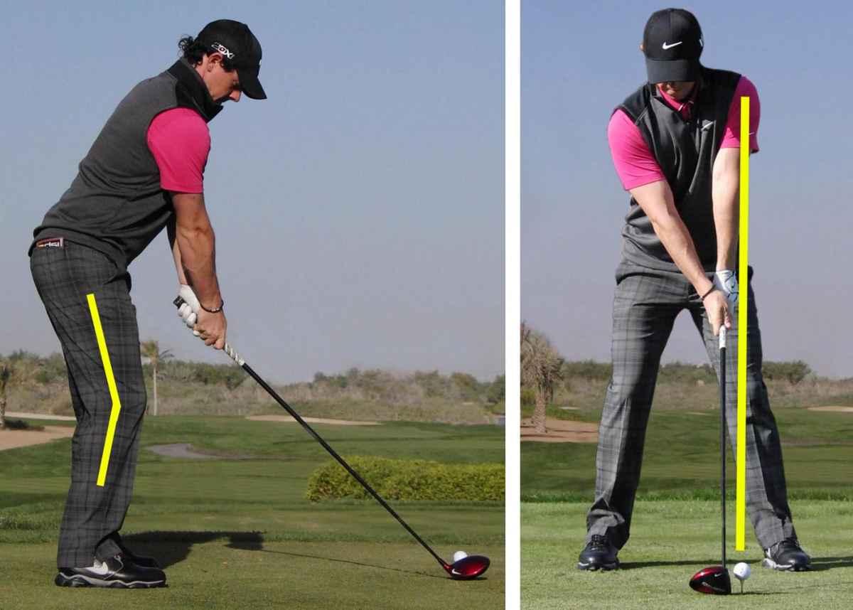 Basic golf swing tips - 1: Set Up | GolfMagic