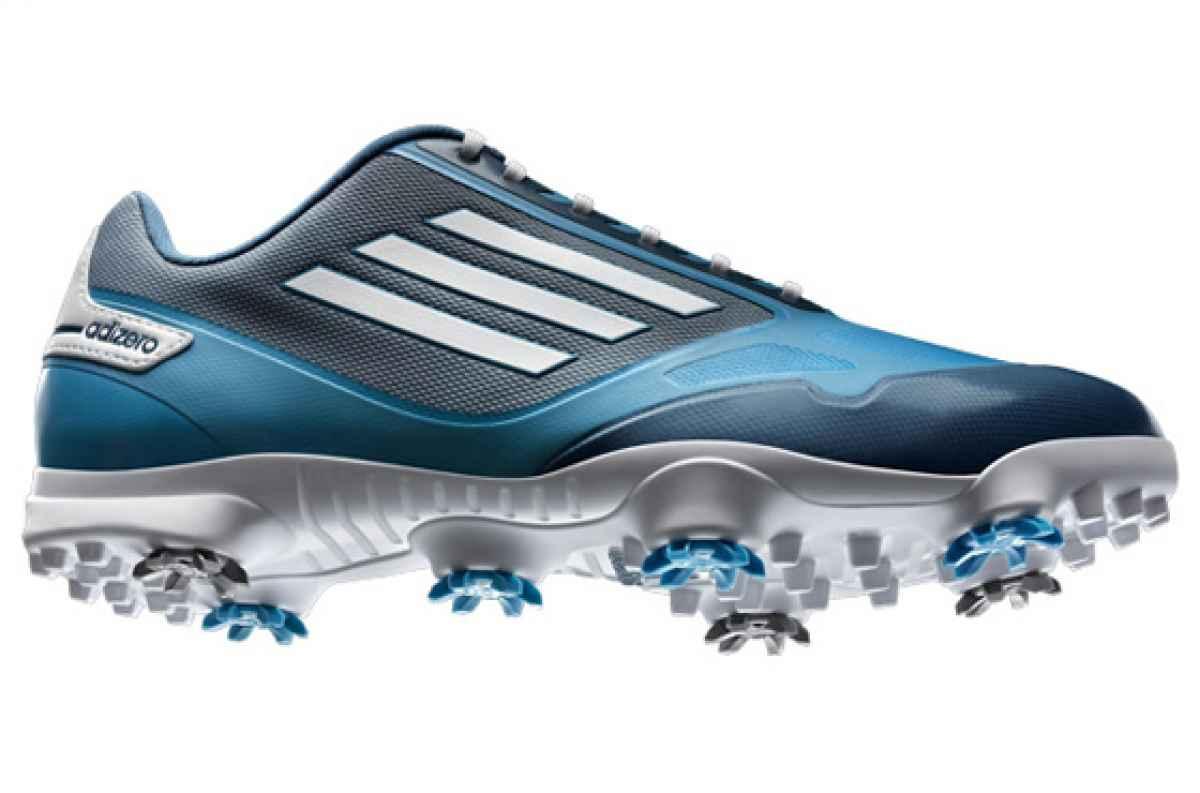 Review: adizero One footwear | GolfMagic