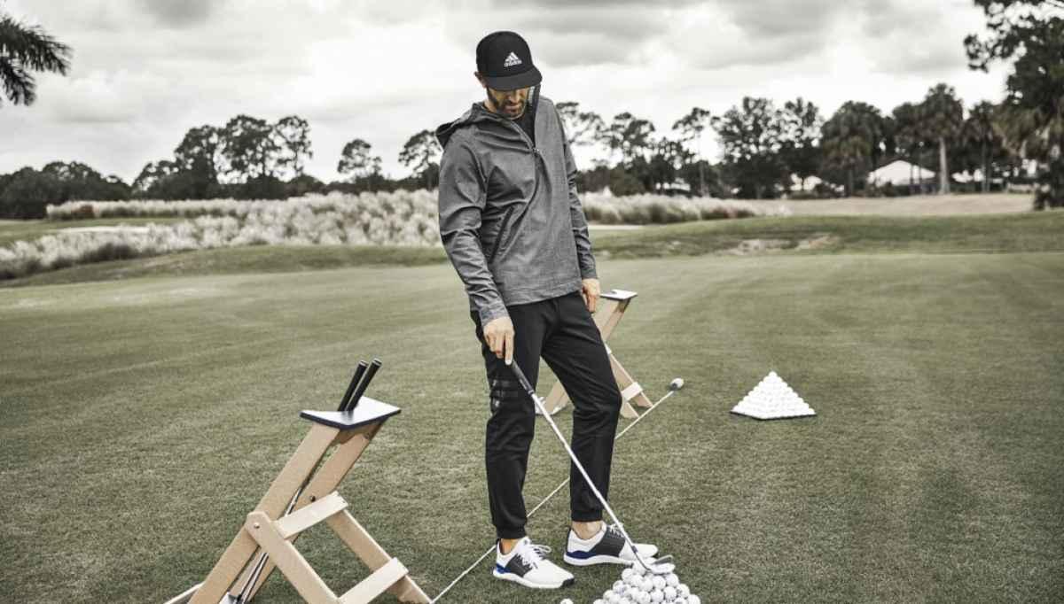 9f1a0dbbb8572 Best Golf Apparel 2018: adidas Golf adicross line as worn by Dustin ...