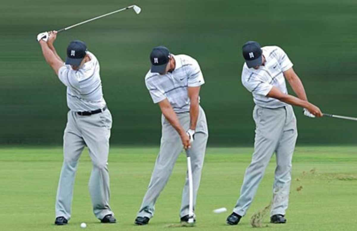 Best golf practice drills: how to compress the ball better