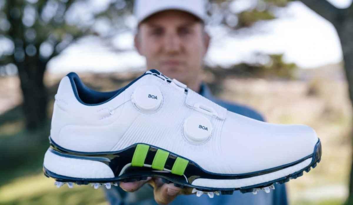 Oxidar Correlación Recomendado  adidas Tour360 XT Twin BOA golf shoe review | GolfMagic