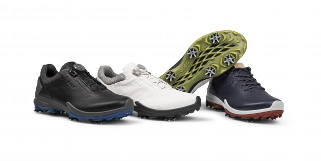 ECCO Golf launches stunning BIOM G3 golf shoe