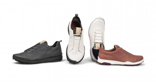 ECCO adds new additions to iconic BIOM HYBRID 3 golf shoe
